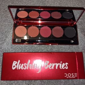 DOSE of Color Blushing Berries Palette